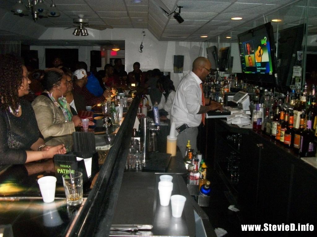 Liquid Lava Lounge