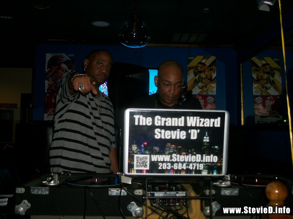 Don J. & The Grand Wizard Stevie 'D'