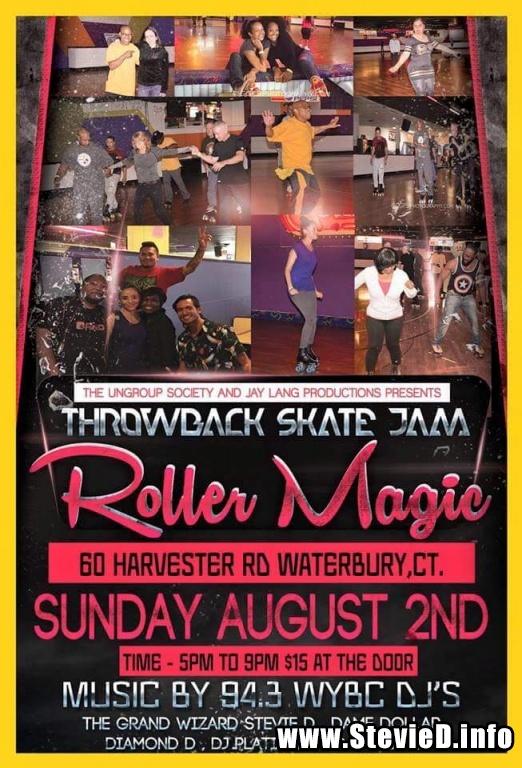 Throwback Skate Jam